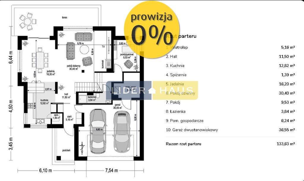 Dom na sprzedaż Kiełpin  200m2 Foto 3