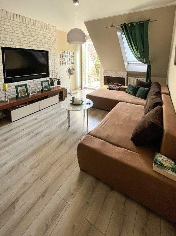 Mieszkanie czteropokojowe  na sprzedaż Szczecin, Dąbie, Miernicza  100m2 Foto 1