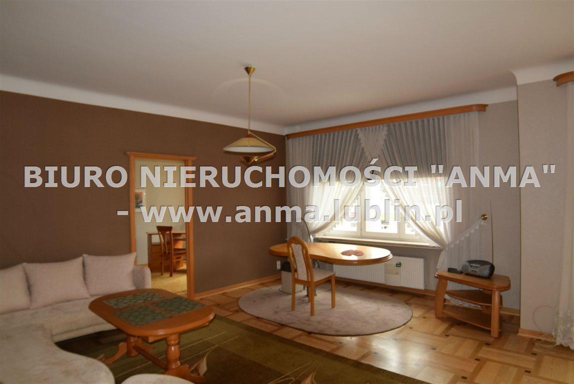 Mieszkanie trzypokojowe na wynajem Lublin, Śródmieście, Centrum  91m2 Foto 5