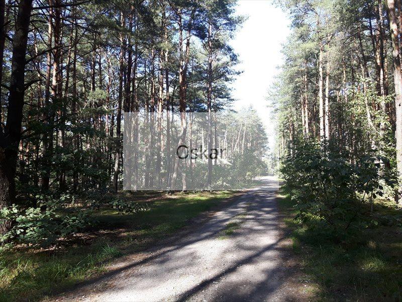 Działka leśna z prawem budowy na sprzedaż Józefów  1857m2 Foto 2