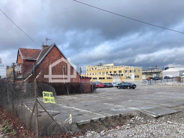 Działka przemysłowo-handlowa pod dzierżawę Gdańsk, Orunia  2000m2 Foto 3