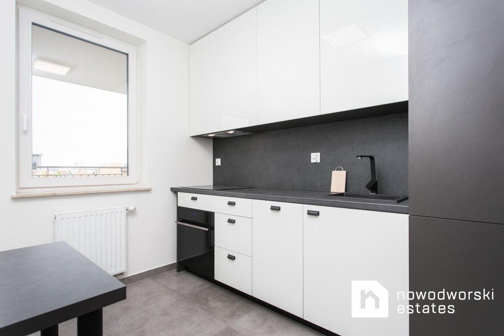 Mieszkanie dwupokojowe na wynajem Kraków, Podgórze, Mariana Domagały  46m2 Foto 8