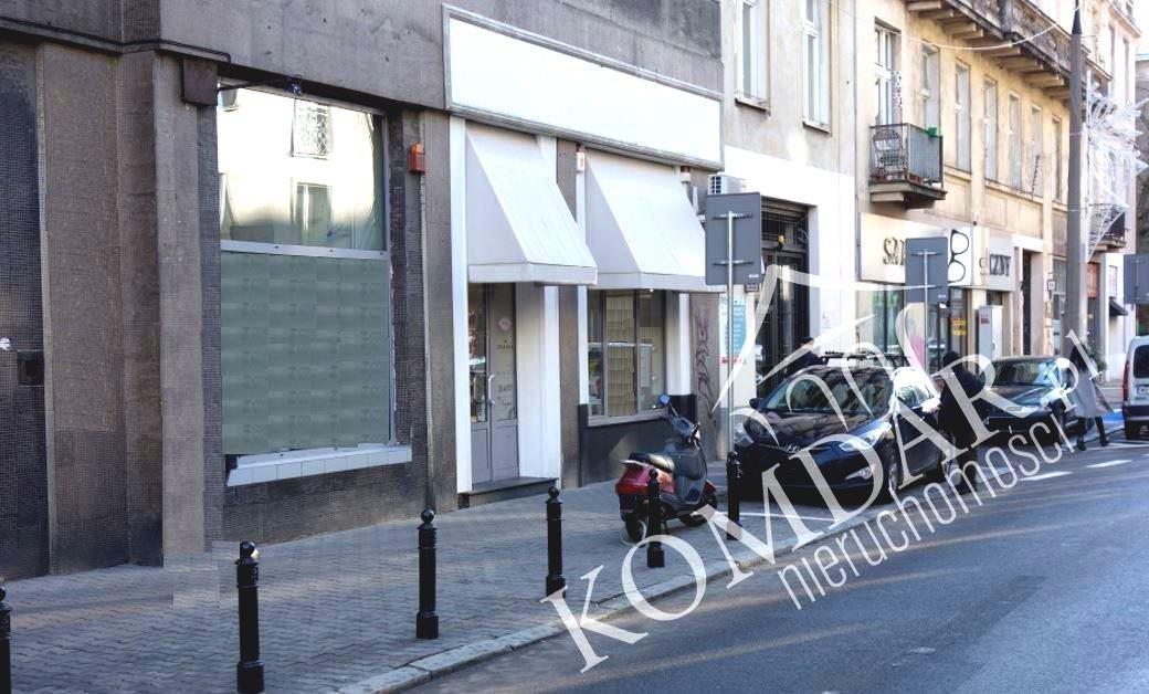 Lokal użytkowy na wynajem Warszawa, Śródmieście, Koszykowa  85m2 Foto 3