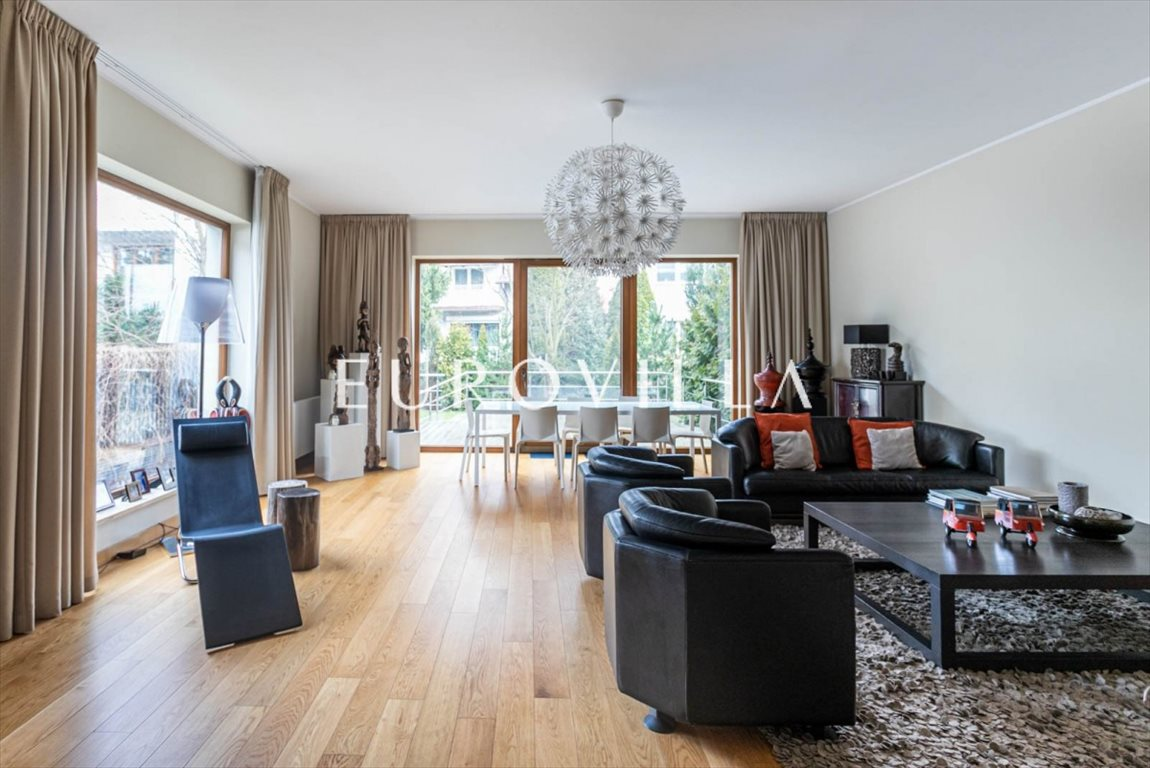Dom na sprzedaż Warszawa, Wilanów, Obornicka  380m2 Foto 1