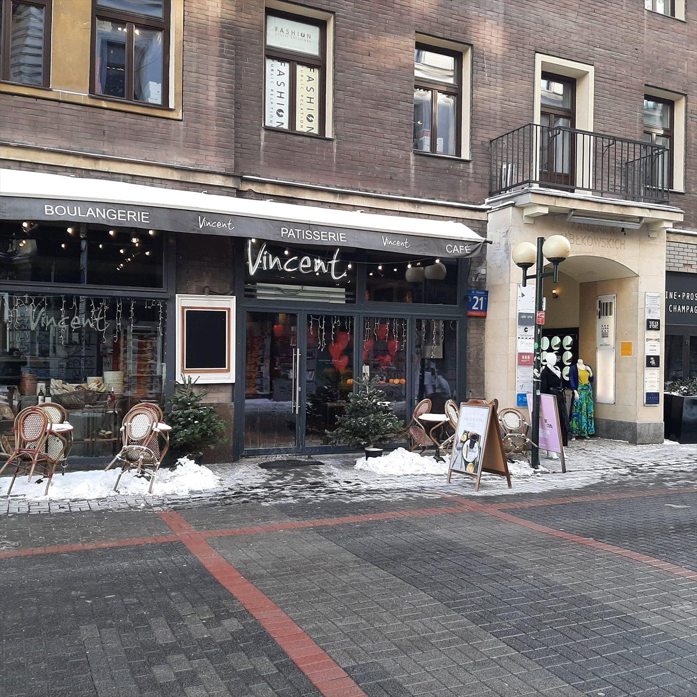 Lokal użytkowy na wynajem Warszawa, Śródmieście, Chmielna 21  17m2 Foto 7