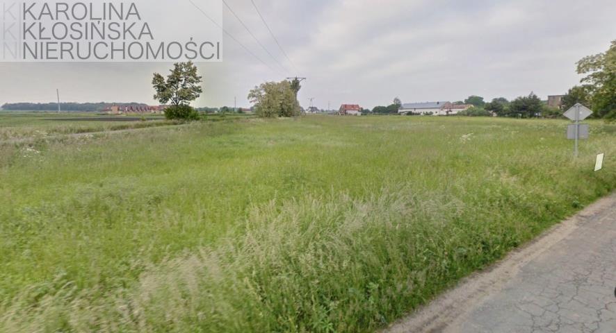 Działka budowlana na sprzedaż Ozorzyce  4406m2 Foto 1