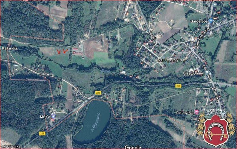 Działka rolna na sprzedaż Sulęczyno  2068m2 Foto 2