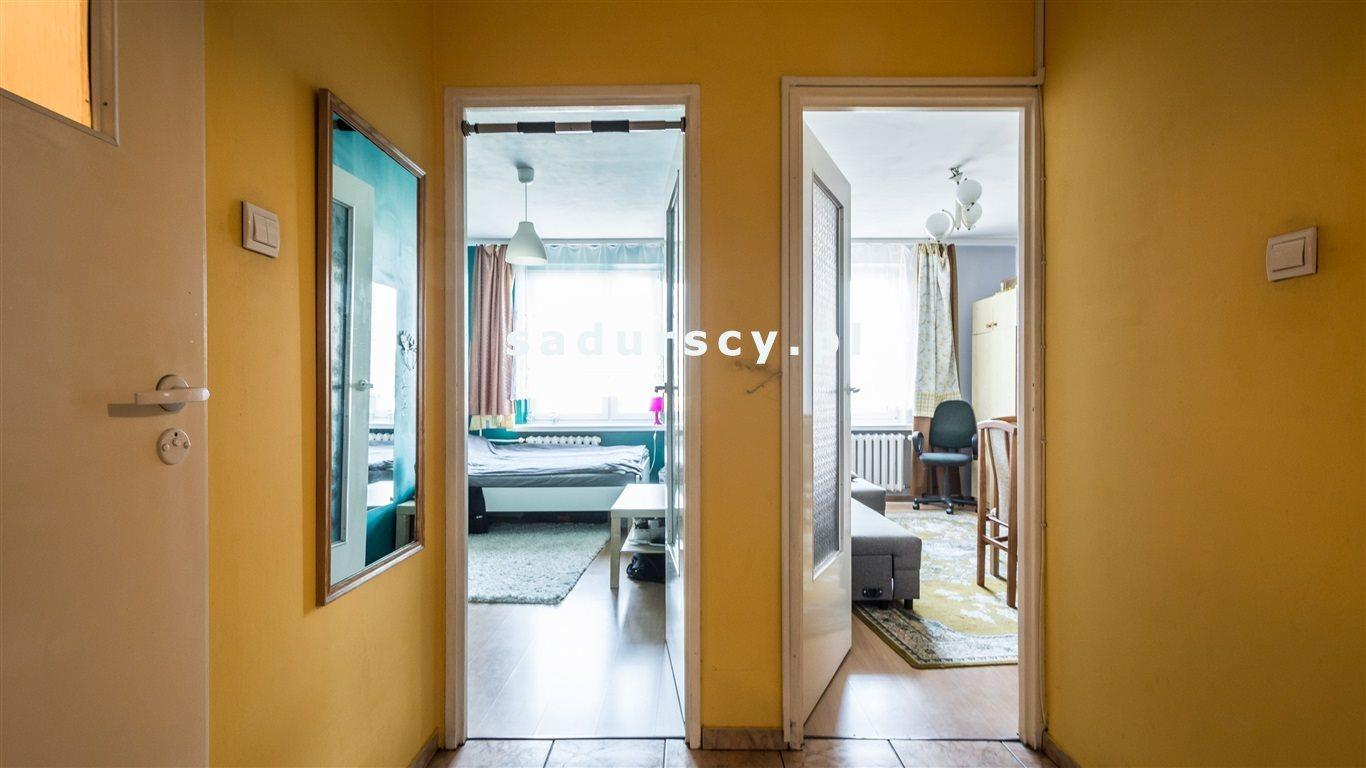 Mieszkanie dwupokojowe na sprzedaż Kraków, Łagiewniki-Borek Fałęcki, Zakopiańska  39m2 Foto 7