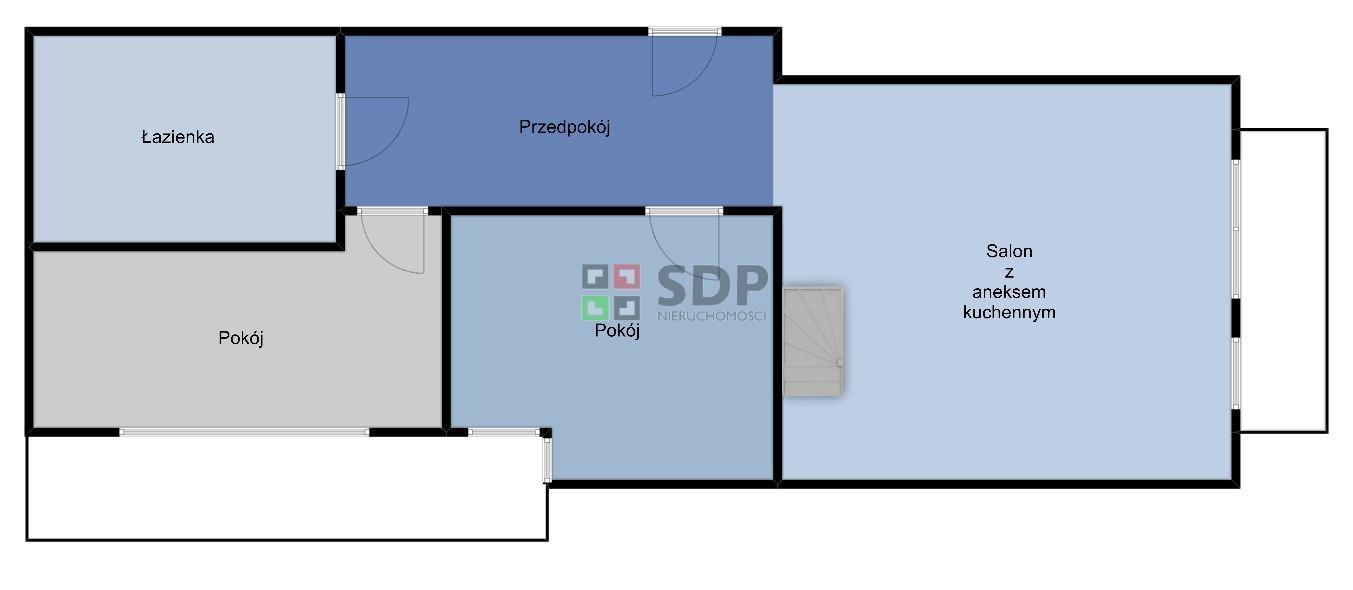 Mieszkanie czteropokojowe  na sprzedaż Wrocław, Krzyki, Krzyki, Skarbowców  105m2 Foto 7