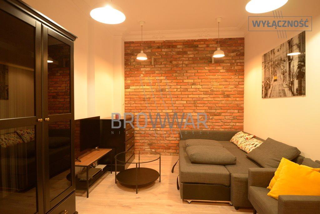 Mieszkanie dwupokojowe na sprzedaż Poznań, Łazarz, pl. Stanisława Wyspiańskiego  45m2 Foto 1