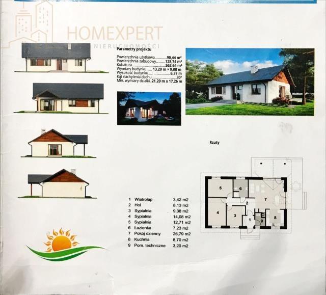 Dom na sprzedaż Chwałowice  129m2 Foto 10