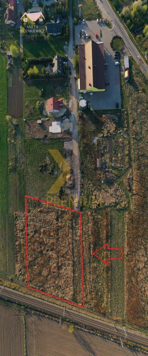 Działka rolna na sprzedaż Smolec, Borowikowa  5975m2 Foto 6