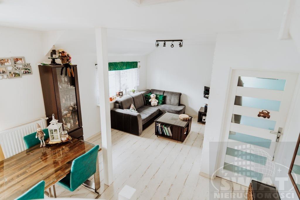 Mieszkanie trzypokojowe na sprzedaż Warzymice  46m2 Foto 12