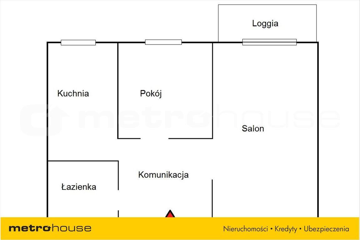 Mieszkanie dwupokojowe na sprzedaż Biała Podlaska, Biała Podlaska, Fedorowicz  56m2 Foto 6