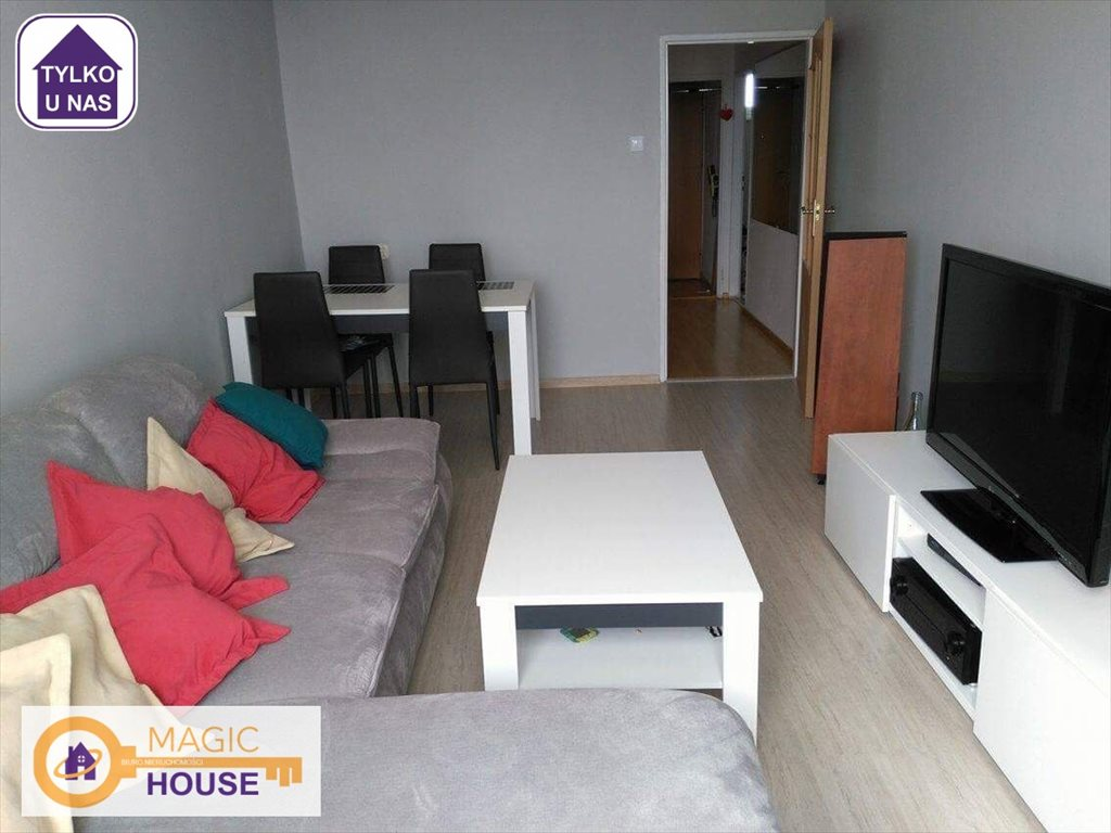 Mieszkanie dwupokojowe na sprzedaż Gdańsk, Przymorze, Piastowska  45m2 Foto 3