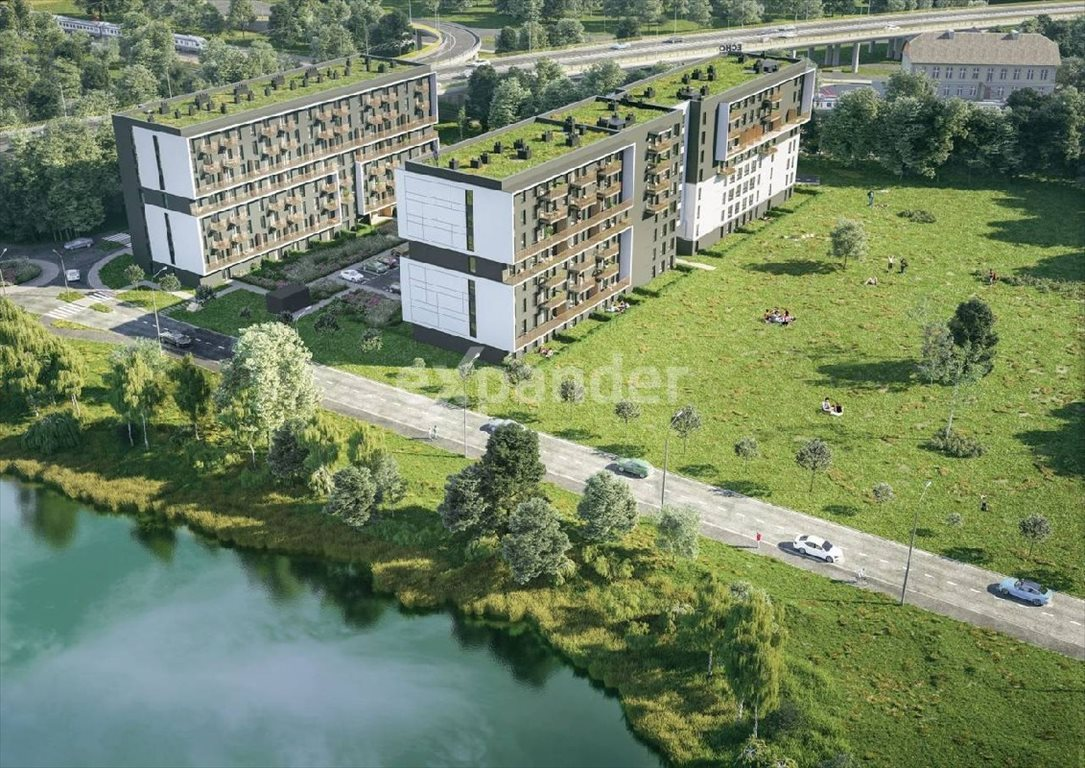Mieszkanie trzypokojowe na sprzedaż Kraków, Bonarka, Puszkarska  73m2 Foto 2