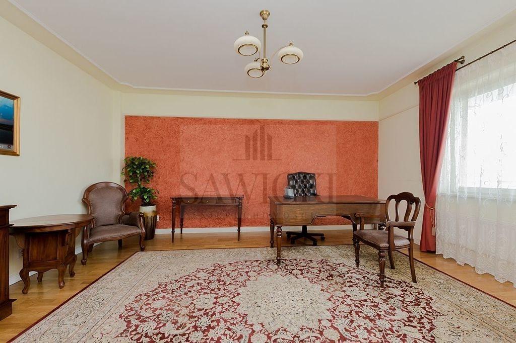 Mieszkanie czteropokojowe  na sprzedaż Warszawa, Mokotów, Jana III Sobieskiego  176m2 Foto 3