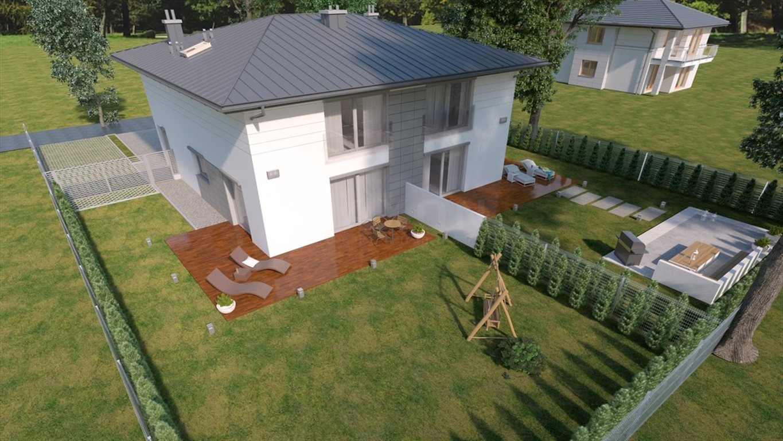 Dom na sprzedaż Warszawa, Wawer  150m2 Foto 5