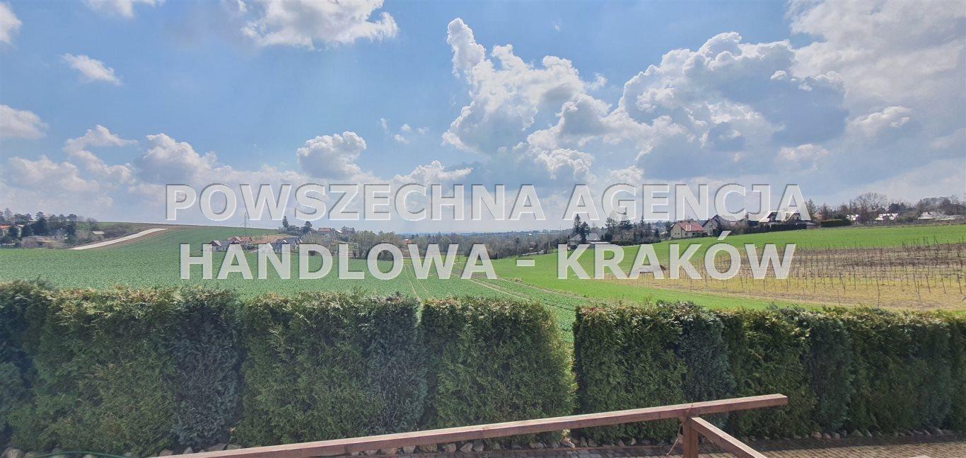 Działka budowlana na sprzedaż Kocmyrzów  1200m2 Foto 3