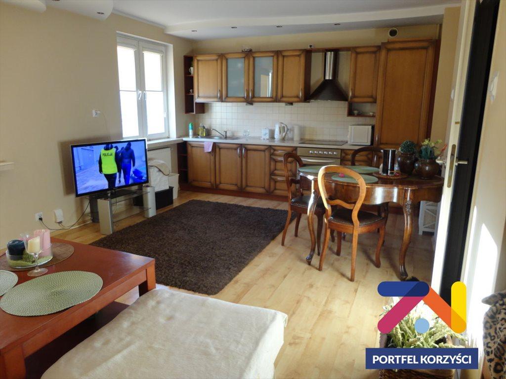 Mieszkanie dwupokojowe na wynajem Zielona Góra  47m2 Foto 1