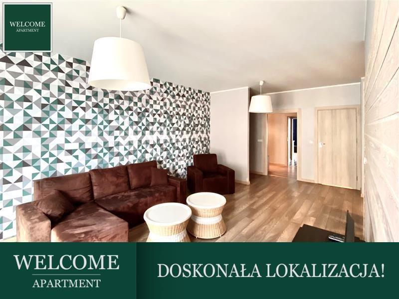 Mieszkanie dwupokojowe na wynajem Gdańsk, Rzeka, Szafarnia  50m2 Foto 1