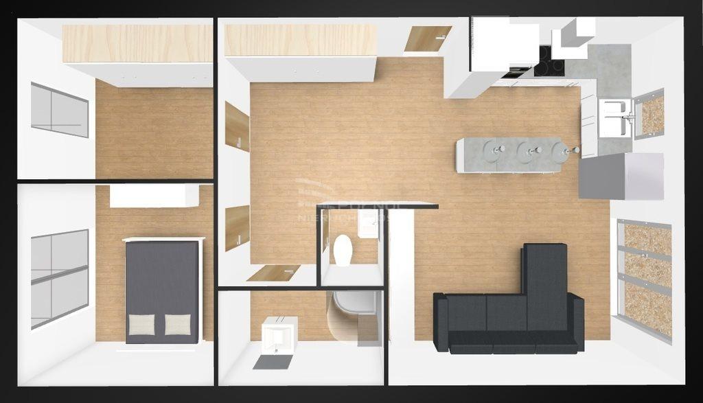Mieszkanie trzypokojowe na sprzedaż Lublin, Węglinek, Koralowa  63m2 Foto 12