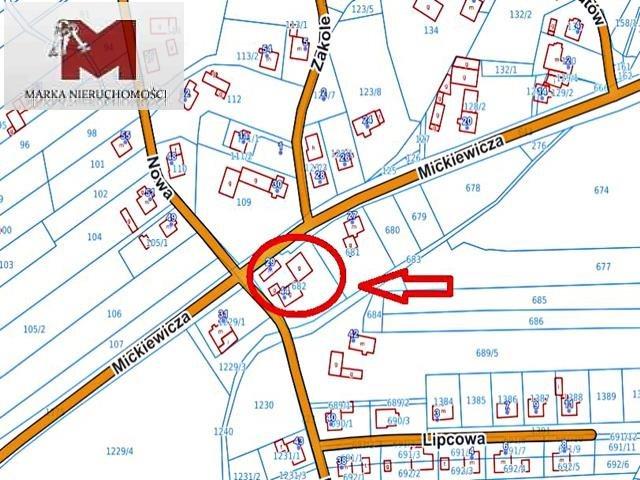 Lokal użytkowy na sprzedaż Cisek, Mickiewicza  350m2 Foto 1