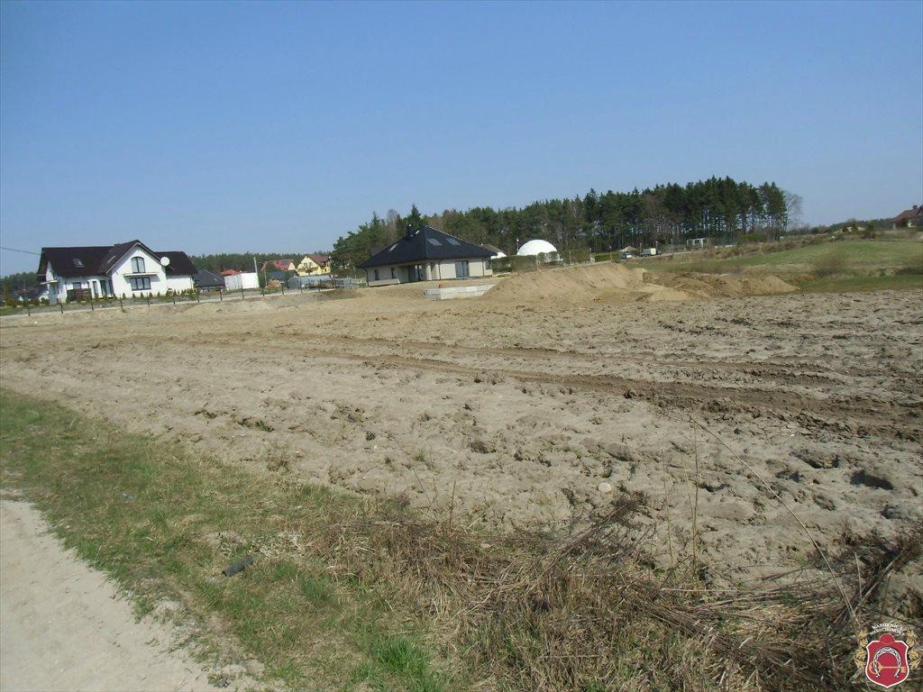 Działka budowlana na sprzedaż Chwaszczyno, Rewerenda  2014m2 Foto 5