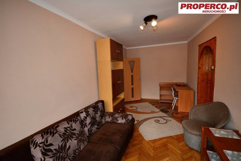 Mieszkanie dwupokojowe na wynajem Kielce, Centrum, Śniadeckich  41m2 Foto 3