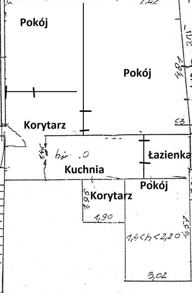 Mieszkanie trzypokojowe na sprzedaż Poznań  74m2 Foto 1