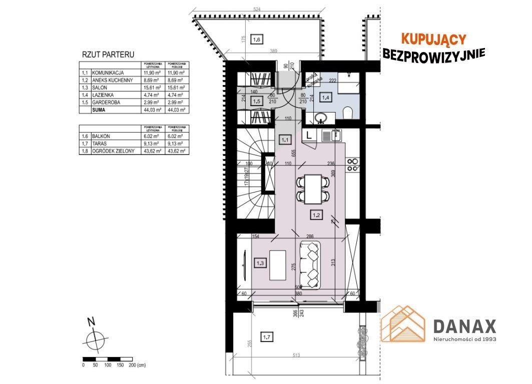 Mieszkanie czteropokojowe  na sprzedaż Kraków, Dębniki, Ruczaj, Kobierzyńska  124m2 Foto 7