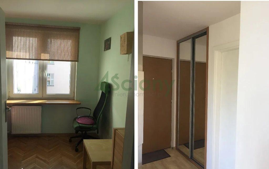 Mieszkanie trzypokojowe na wynajem Warszawa, Śródmieście, al. Jana Chrystiana Szucha  49m2 Foto 2