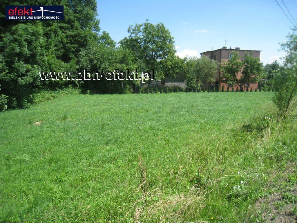 Działka budowlana na sprzedaż Mazańcowice  1618m2 Foto 1