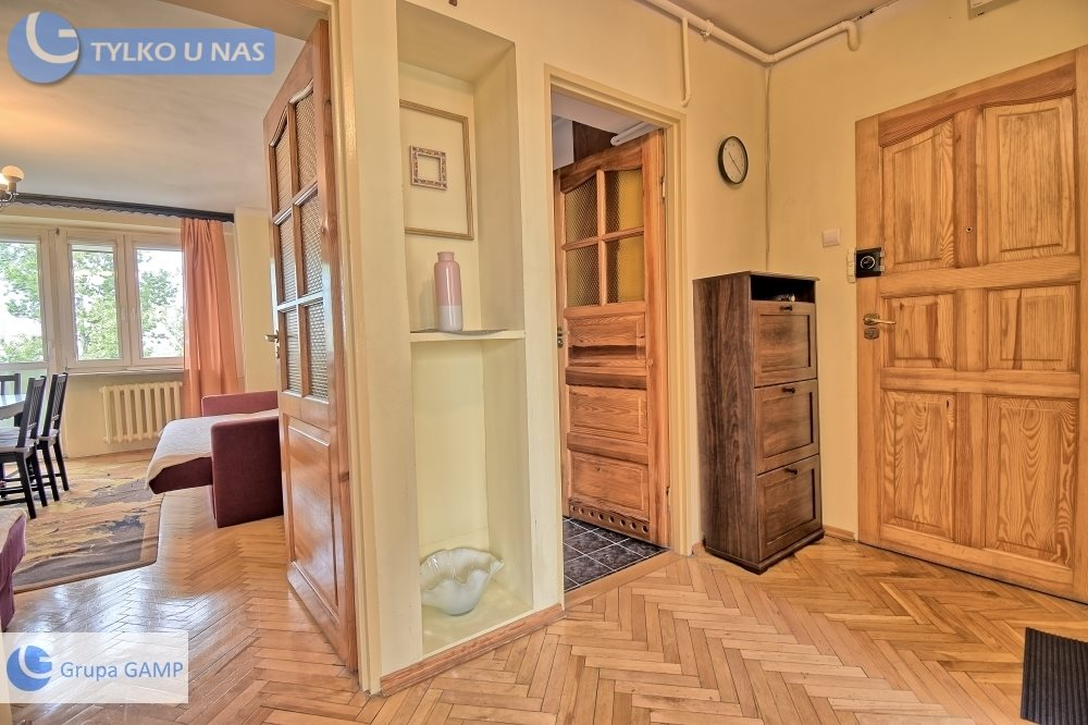 Mieszkanie trzypokojowe na wynajem Kraków, Krowodrza, Juliusza Lea  49m2 Foto 11
