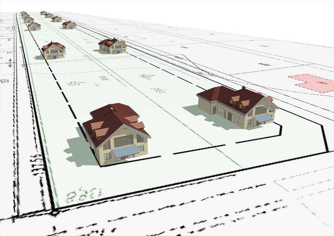 Działka budowlana na sprzedaż Brzezina, Kolejowa  42859m2 Foto 4