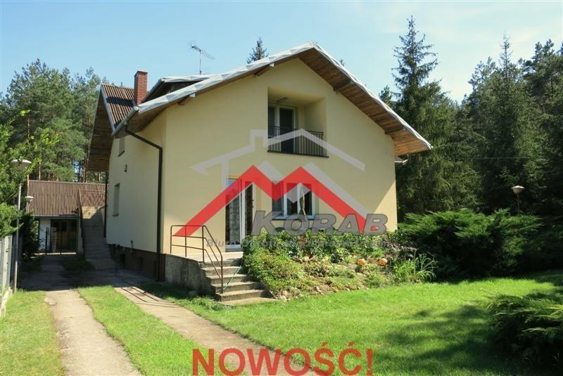 Dom na sprzedaż Dąbrowa, Przy Puszczy Kampinoskiej  214m2 Foto 1