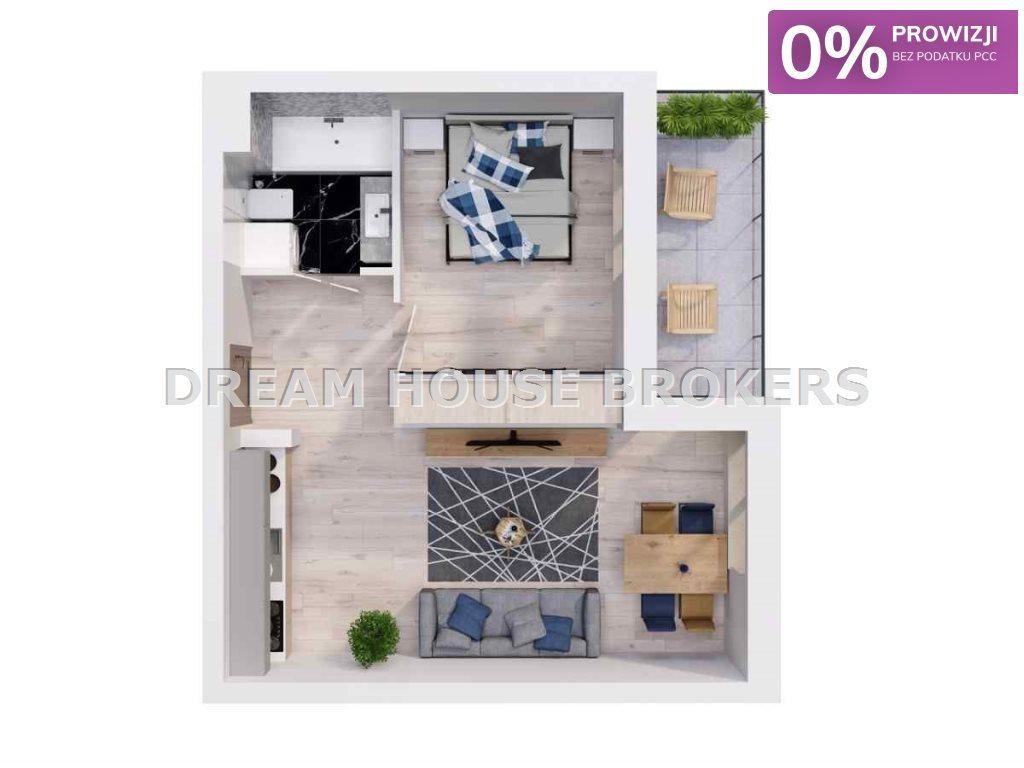 Mieszkanie dwupokojowe na sprzedaż Rzeszów, Staromieście  38m2 Foto 7