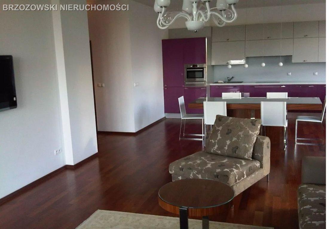 Mieszkanie trzypokojowe na wynajem Warszawa, Wybrzeże Kościuszkowskie  106m2 Foto 5