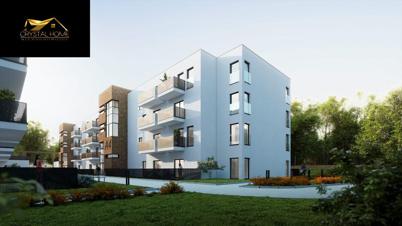 Mieszkanie trzypokojowe na sprzedaż Świdnica  63m2 Foto 1