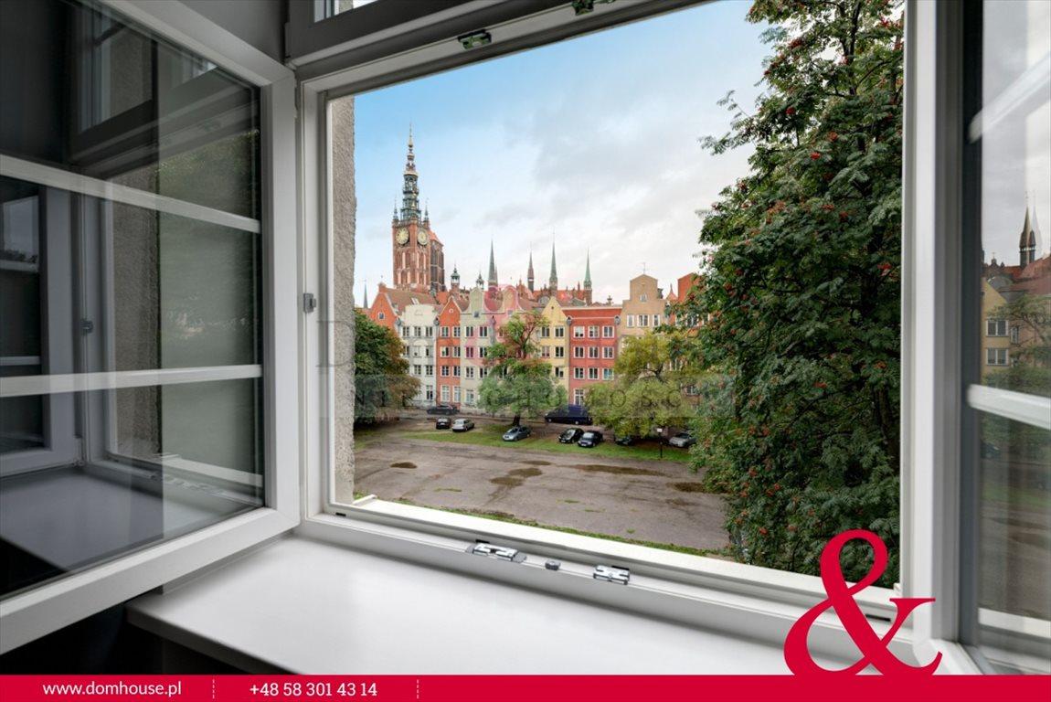 Mieszkanie trzypokojowe na wynajem Gdańsk, Śródmieście, Ogarna  50m2 Foto 6