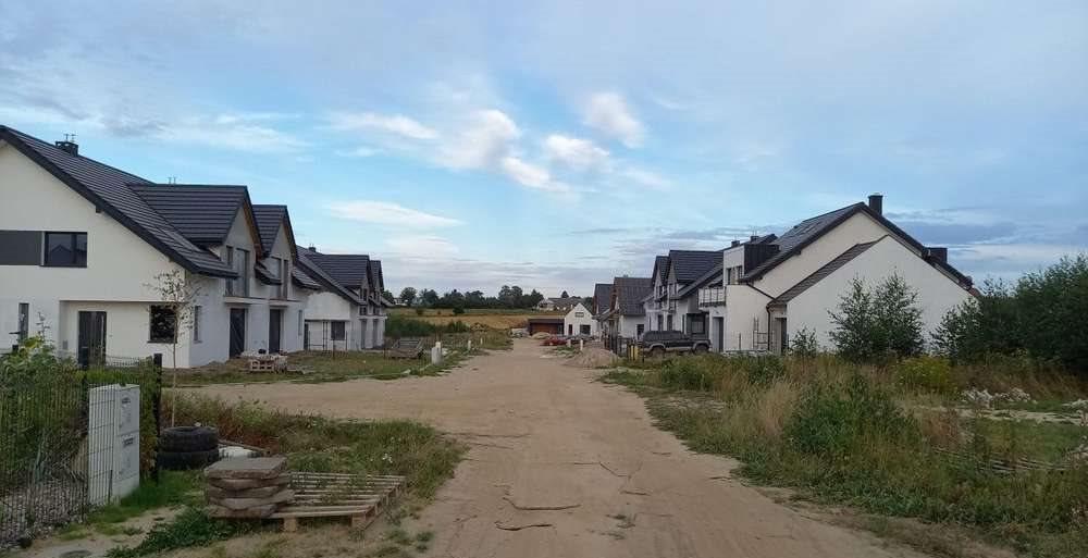 Działka budowlana na sprzedaż Mosty, Błękitna  557m2 Foto 3