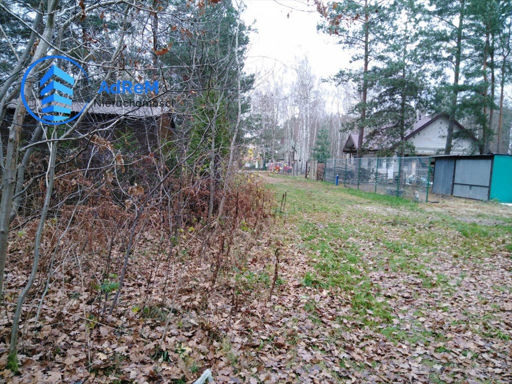 Działka leśna na sprzedaż Nowy Prażmów, Leśna  1521m2 Foto 9