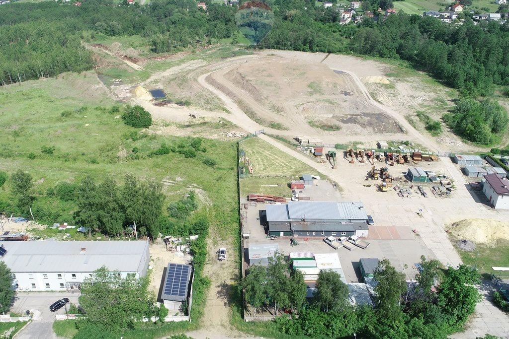 Działka przemysłowo-handlowa na sprzedaż Częstochowa, Brzeziny Wielkie, Żyzna  12893m2 Foto 6