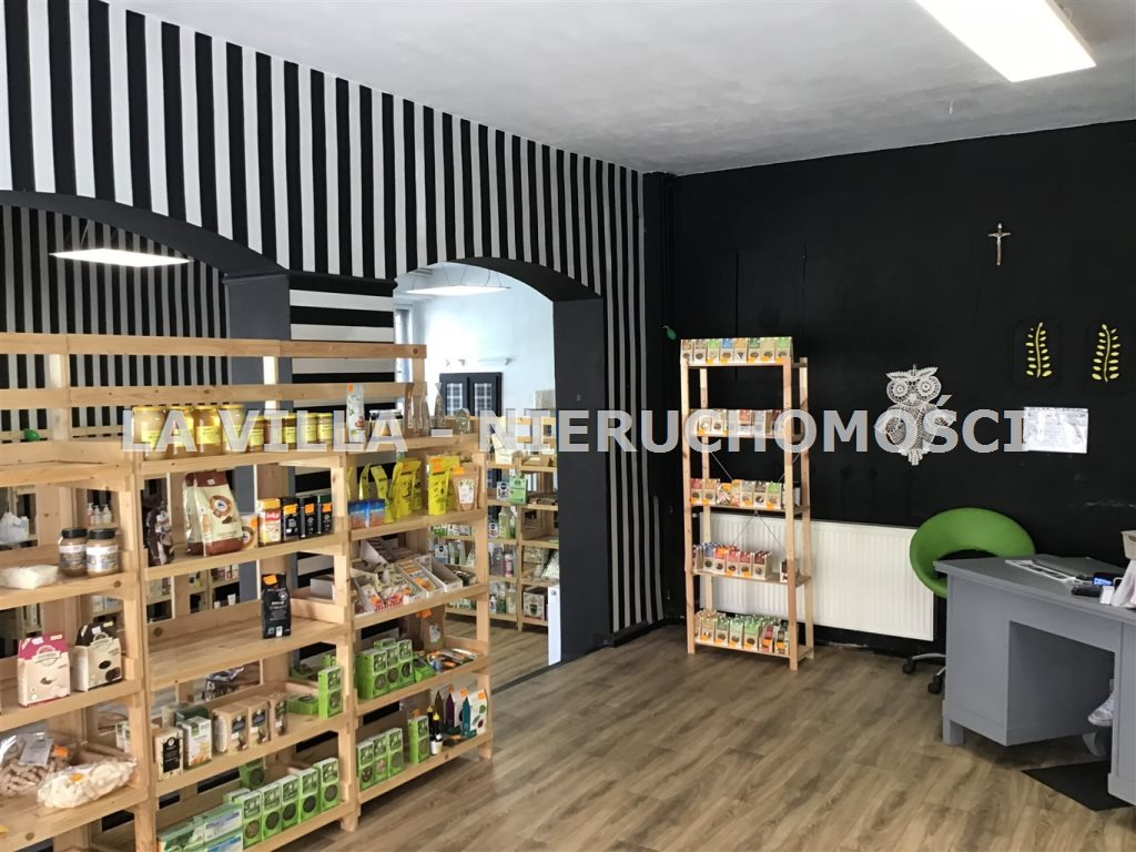 Lokal użytkowy na wynajem Leszno  61m2 Foto 4