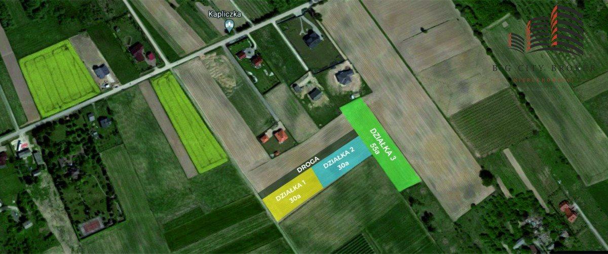 Działka rolna na sprzedaż Motycz  5500m2 Foto 2