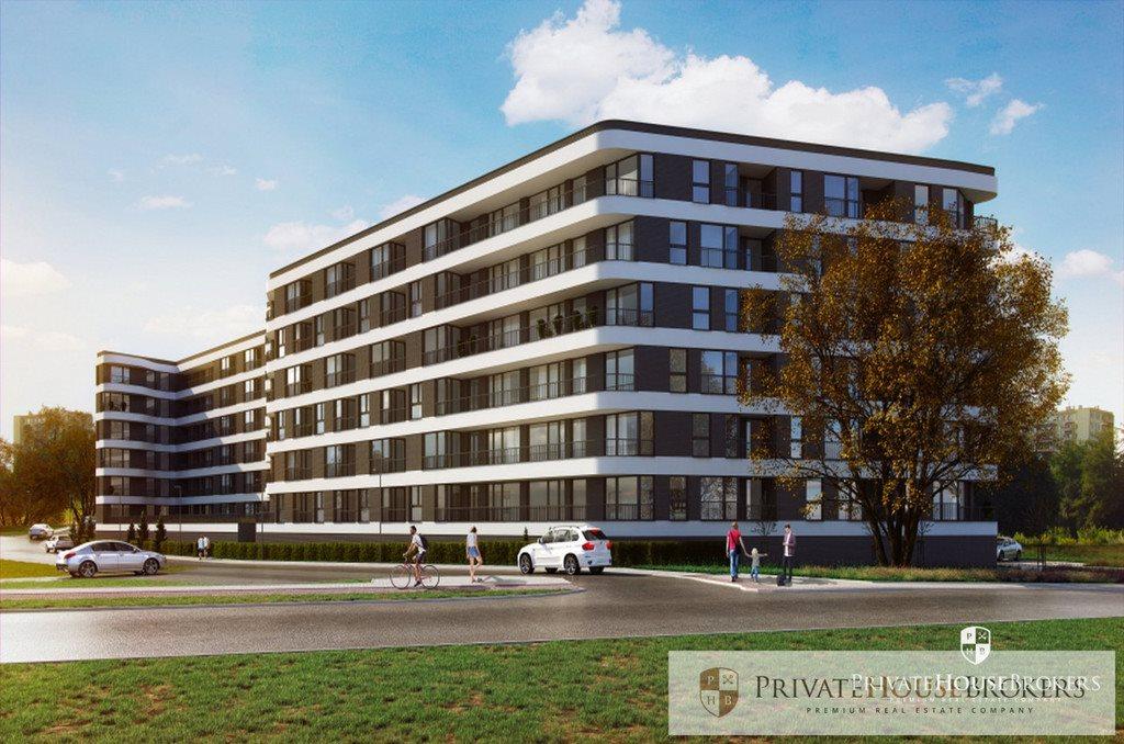 Mieszkanie dwupokojowe na sprzedaż Kraków, Prądnik Czerwony, Prądnik Czerwony, Promienistych  45m2 Foto 13