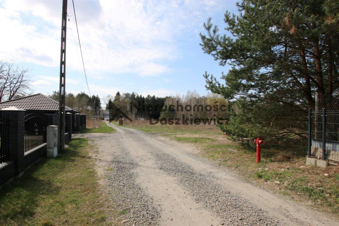 Działka budowlana na sprzedaż Czarnówka, Lawendowa  1500m2 Foto 9