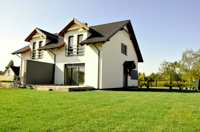 Dom na sprzedaż Borówiec, Pod Lasem  109m2 Foto 8