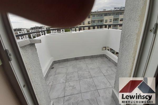 Mieszkanie trzypokojowe na wynajem Warszawa, Stegny, Bacha  64m2 Foto 10