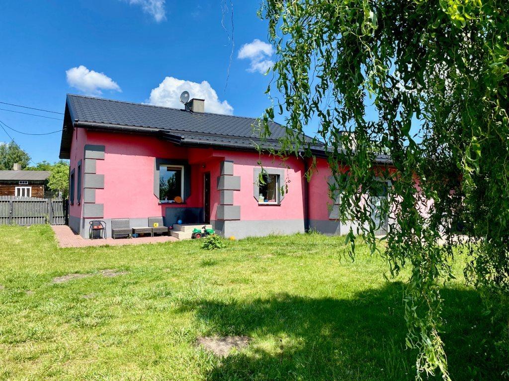 Dom na sprzedaż Łódź, Górna, Wiskitno, Kolumny  138m2 Foto 5